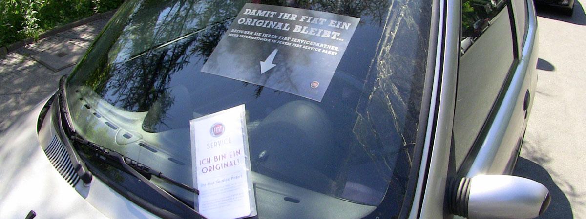 Kunde: Fiat Service