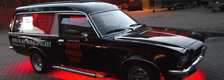 Kunden: Auto, Auto! & Rocky Horror Show